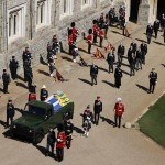 Prince Philip Is Laid To Rest As Somber Queen Sits Alone