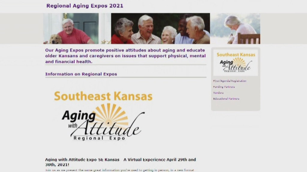 Aging With Attitude Expo