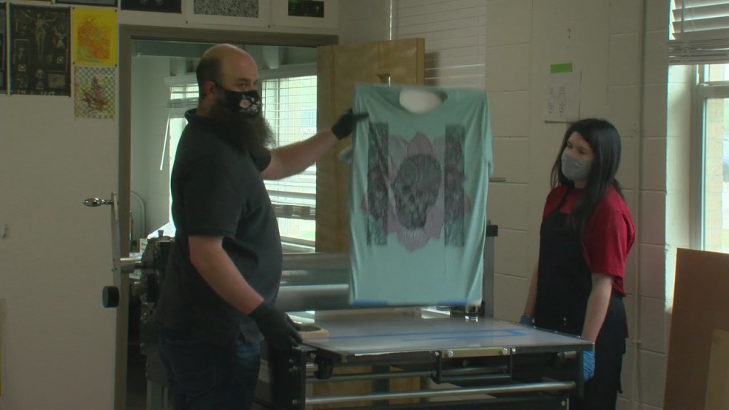 Crowder College Students Now Have Access To Another Course That Taps Into Their More Creative Side