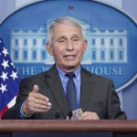 The Latest: Dr. Fauci Reminds Of Tiny Risk For J&j Vaccine