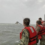 Divers Aim To Reach Capsized Vessel In Search For Survivors