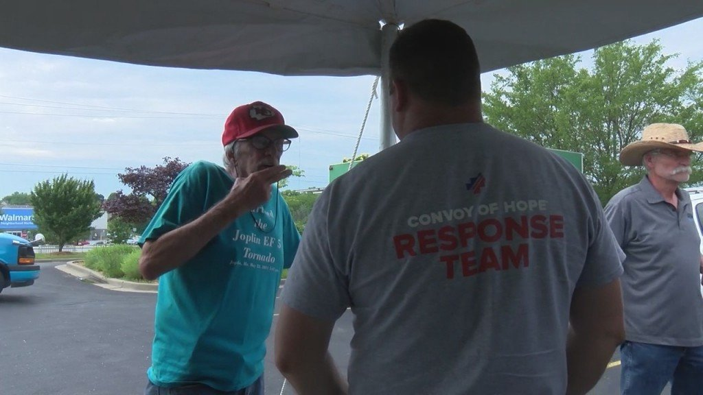 Special Reunion: Volunteers And Those They Helped Reunite Ten Years Later