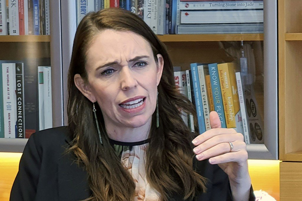 New Zealand Leader Ardern Takes Tougher Stance On China