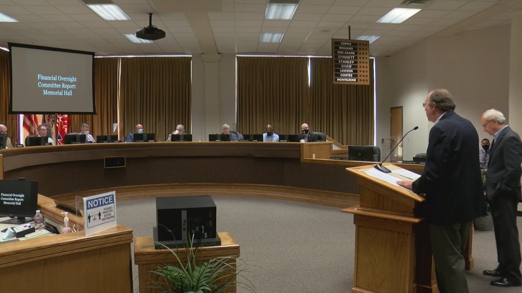 Joplin City Leaders Discuss Proposed Additions To The City's Downtown While Others Express Ongoing Concerns Over Parking