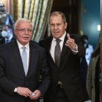 Russia Ready To Promote Direct Israeli Palestinian Contacts
