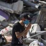 The Latest: Pope Denounces Violence Between Israel, Hamas
