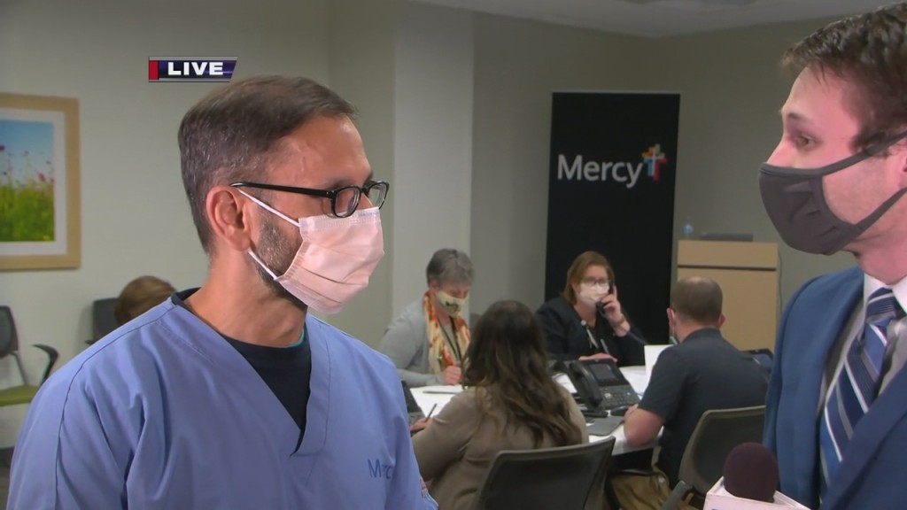 Vaccine Day: Cardiologist Discusses Heart Complications And Covid 19