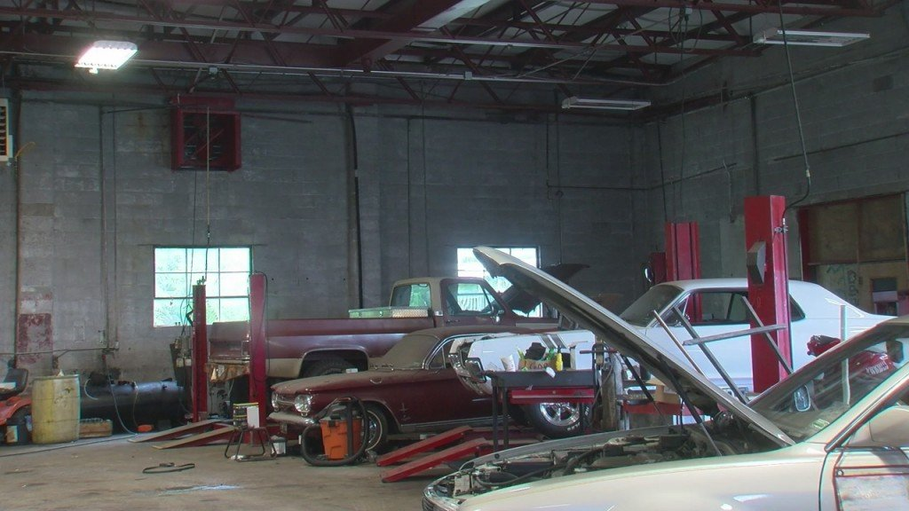 Many Car Owners Are In Need Of Repairs After Yesterday's Storms.