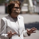 Sen. Rosen, Head Of New Tourism Panel, Visits Vegas Strip