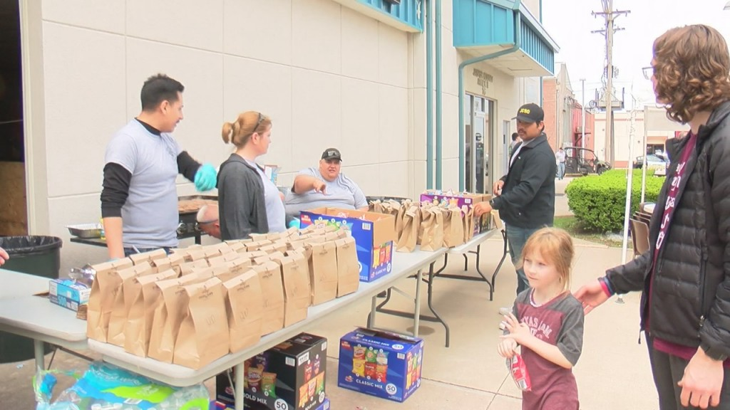 The Jasper County Sheriff's Office Hosts Their Annual Community Safety Day Today.