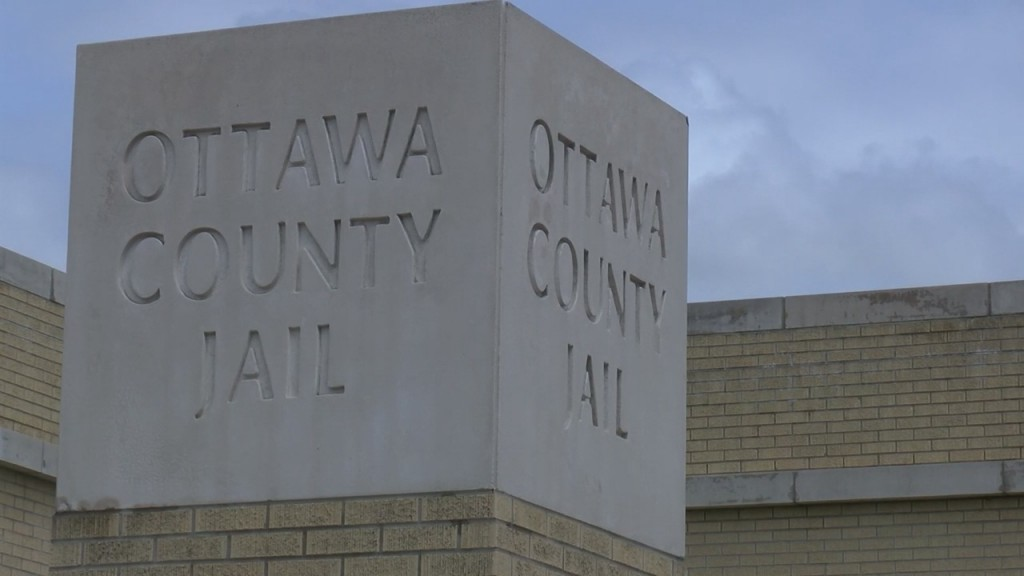 Jail Damage At The Ottawa County Jail Is Adding Up To A Lot Of Expense
