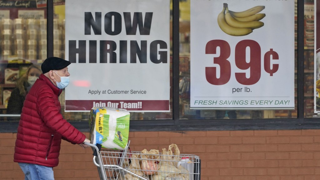 Us Hiring Slows To 266,000 Jobs In April; Unemployment Rises To 6.1%