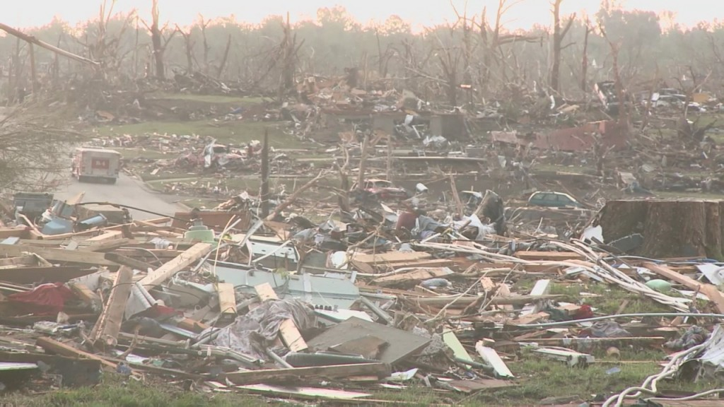 As The Tenth Anniversary Of The Joplin Tornado Approaches, Survivors And Those Directly Impacted Are Reminded Of One Of The Worst Days Of Their Lives