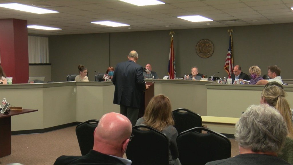 Neosho City Council Meeting Discusses Possible Partnership