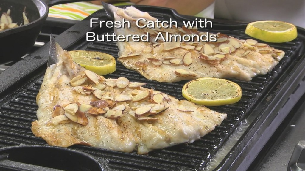 Mr. Food: Fresh Catch With Buttered Almonds (5 27)