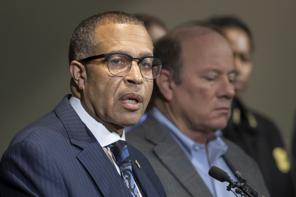 Detroit Police Chief Plans Retirement, May Discuss Future