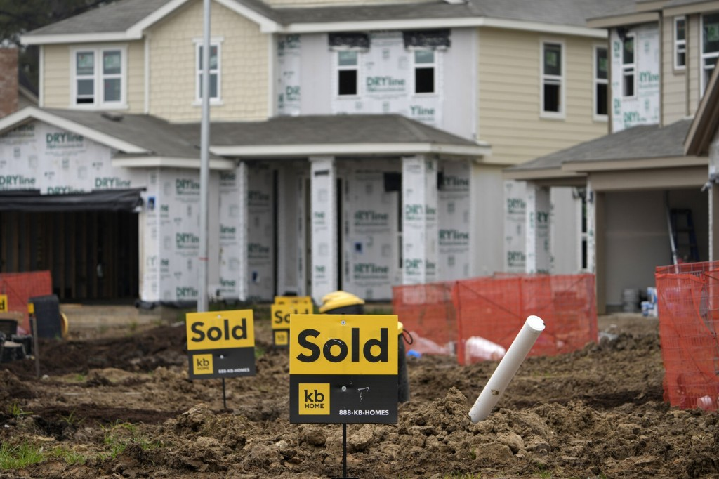 Us New Home Sales Fell 5.9% In April After Big March Gain