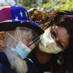 A Year Ago Today, In Pictures: Virus Outbreak And More Moments You May Remember