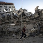 Gaza Officials: Death Toll From Israeli Strikes Rises To 43