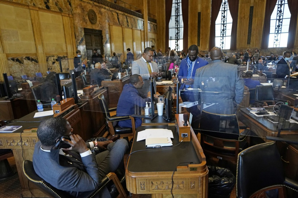 Analysis: La. Policing Change Bills Advance With Ease So Far