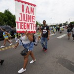 Juneteenth, Recalling End Of Slavery, Is Marked Across Us