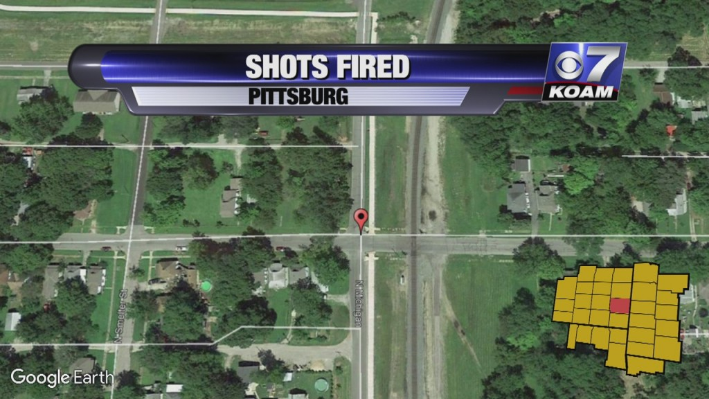 More Details Released, Suspect Still Wanted After Shots Fired At Pedestrians In Pittsburg