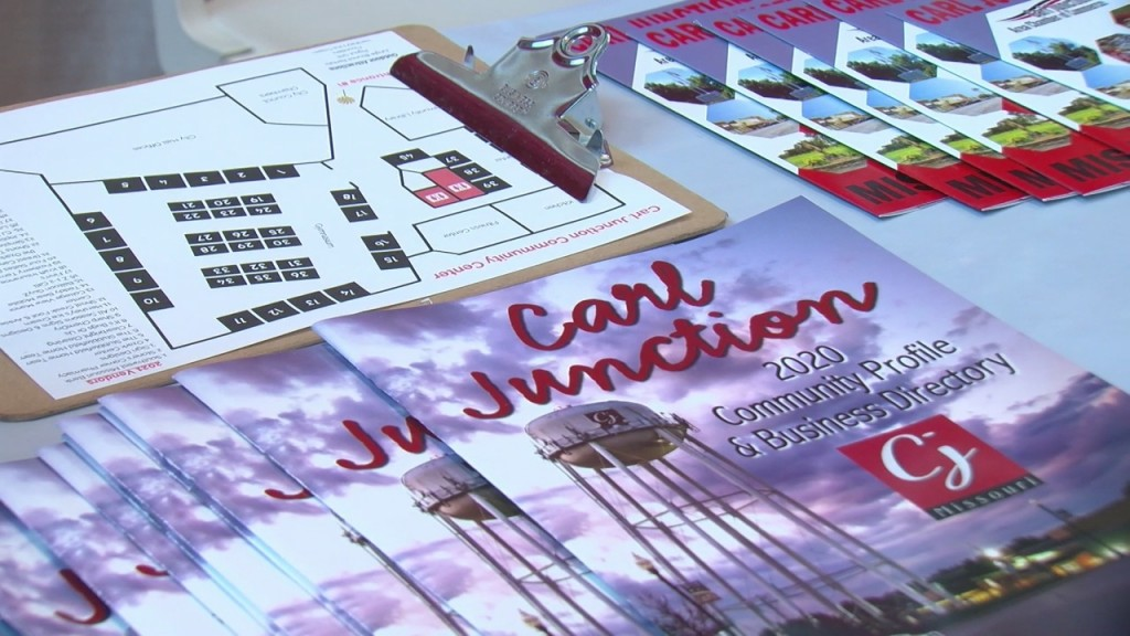 Earlier Today, The Carl Junction Chamber Of Commerce Held Their Annual Expoland