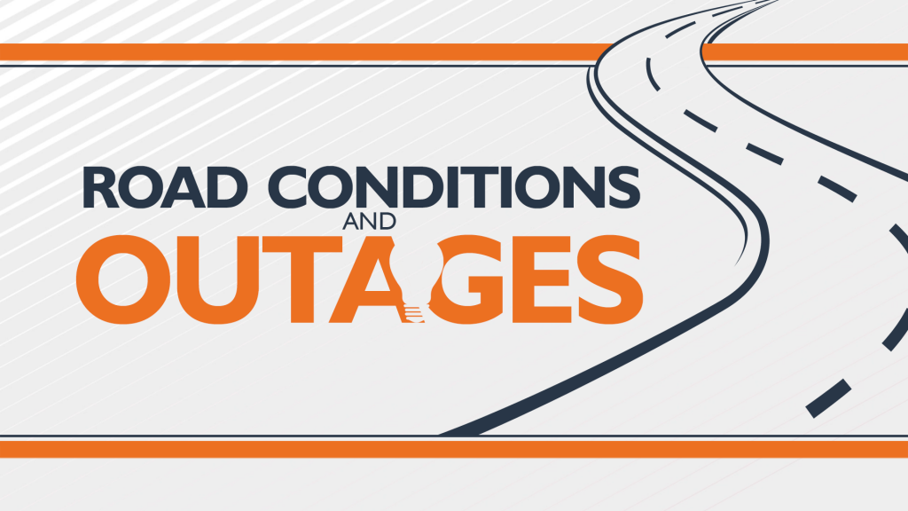 1920x1080 Road Conditions And Outages