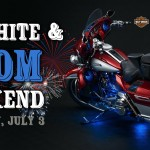 Hideout Harley Davidson Red White And Boom Weekend 2021