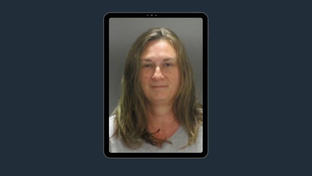 Nancy M Wilson 50 Of Purcell Was Arrested For Stealing On May 27 2021
