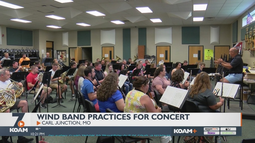 If You're Looking For Some Live Music, You Should Know The 4 State Symphonic Winds Is Hosting A Concert On Thursday