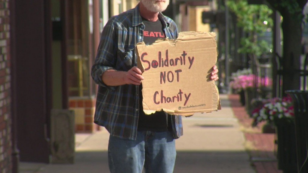 Joplin Man Takes To The Streets To Better Understand Homelessness