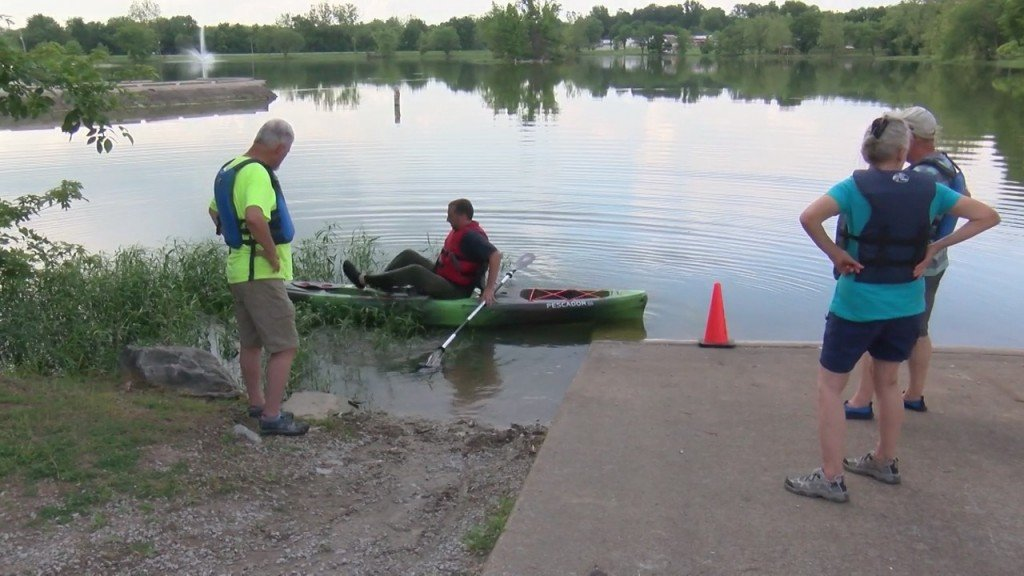More People Are Flocking To Lakes And Rivers, And Canoes And Kayaks Are Popular Ways To Enjoy The Water