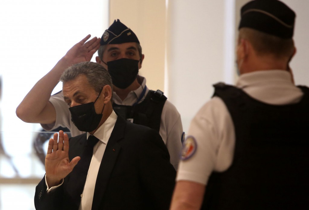 France: Sarkozy Denies Wrongdoing In Campaign Funding Trial