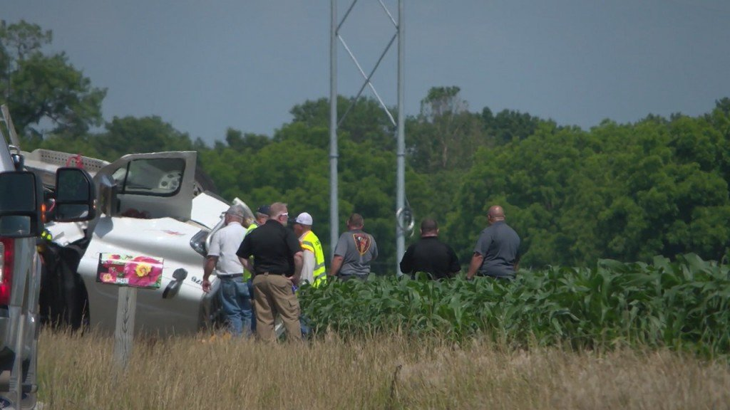 Missouri Highway Patrol Responded To A Crash This Afternoon Involving A Semi And A Modot Vehicle