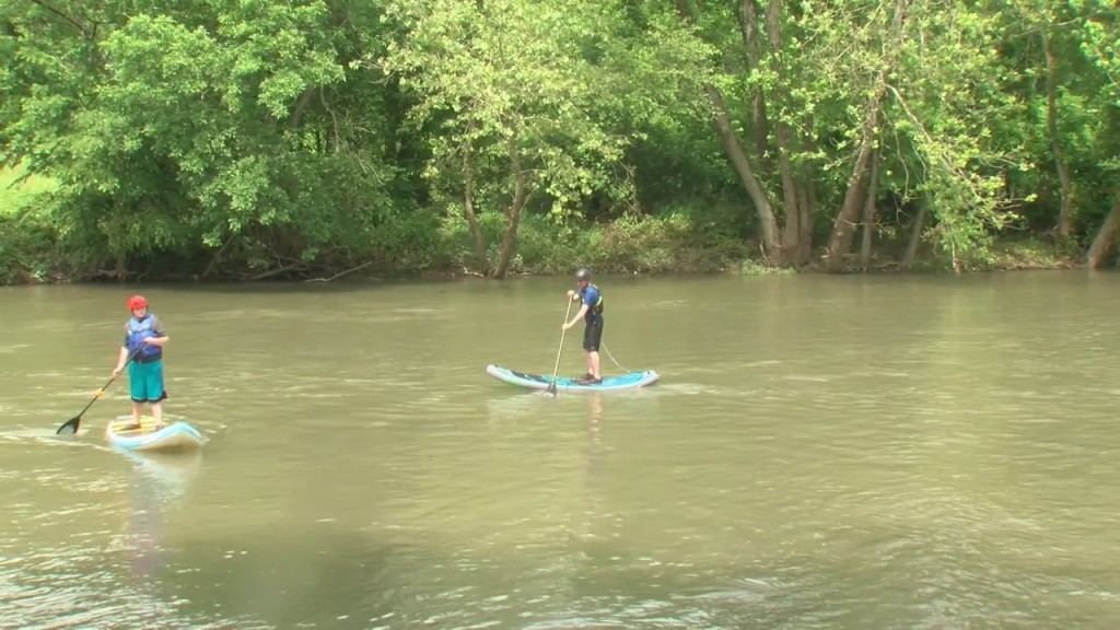 As The Weather Heats Up, More People May Be Heading To The Water To Cool Off