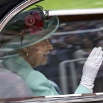 Queen Beams As She Returns To Ascot After Covid 19 Hiatus