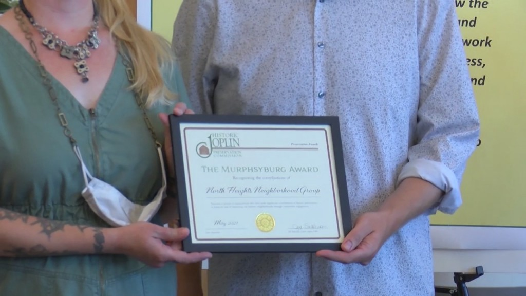 Historic Preservation Commission Honors Local Residents