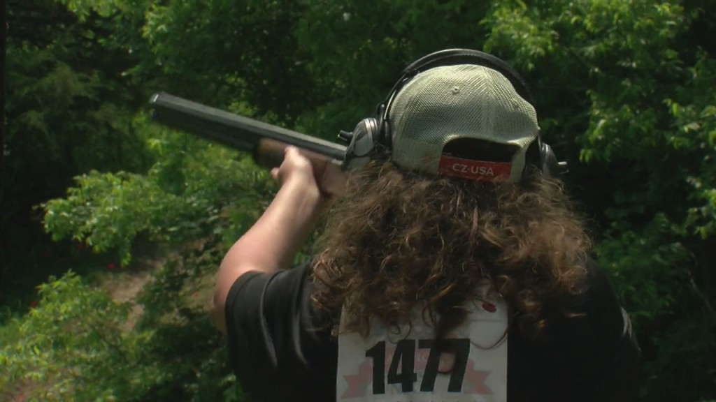 Clay Shooters From 45 States And 4 Foreign Countries Are In Southeast Kansas For The Us Open Of Clay Shooting