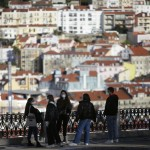 Lisbon Ringed Off At Weekends As Portugal Fights Virus Surge