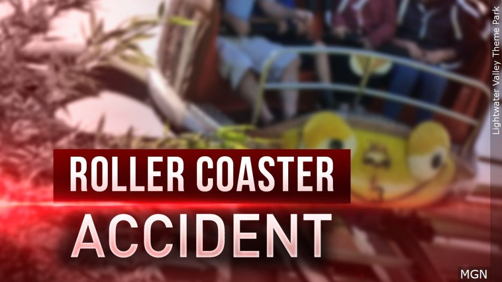 Roller Coaster Accident