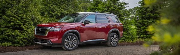 2022 Nissan Pathfinder First Drive Review: Smarter Design Goes Farther Off The Beaten Path