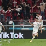 Denmark Beats Russia 4 1 To Advance At Euro 2020