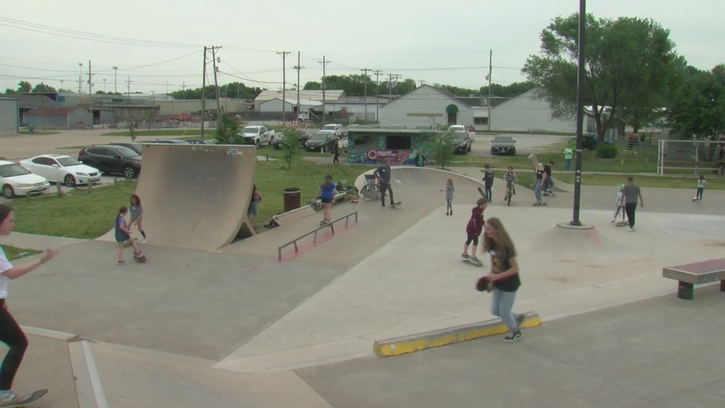 Tom Walters Hosts The Shred Sisters Camp In Ewert Park To Encourage More Girls To Take Up Skateboarding.