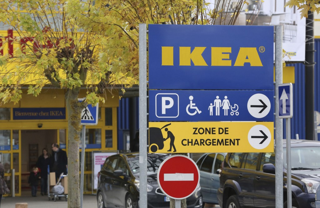 Ikea Fined $1.2 Million Over Spying Campaign In France