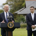 The Latest: Biden Outlines Us Vaccine Sharing Commitment