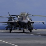 U.k.'s Newest Carrier Joins Is Fight, Stirs Russian Interest