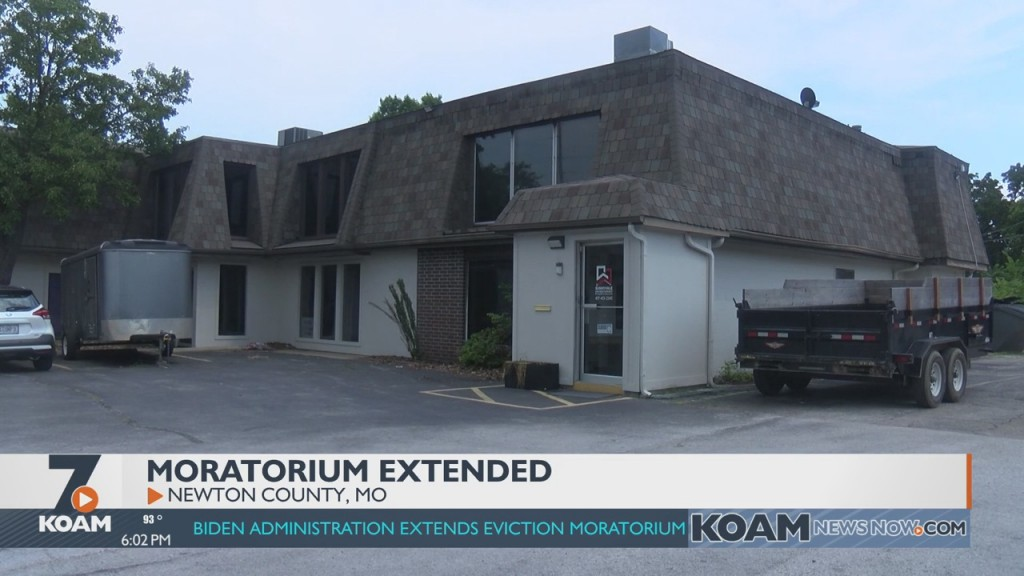 Local Reaction To The Federal Eviction Moratorium Extension