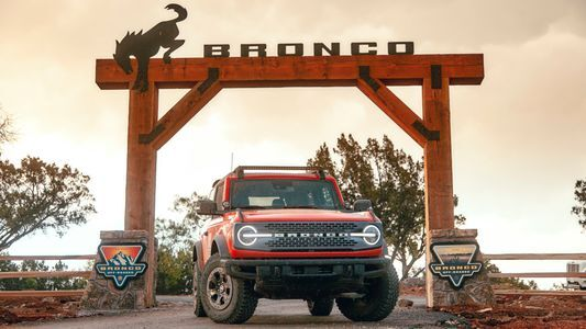 Taming The Trails: Ford Opens Bronco Off Roadeo Schools For Four Wheeling Adventurers