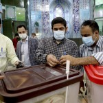 Iran Votes In Presidential Poll Tipped In Hard Liner's Favor